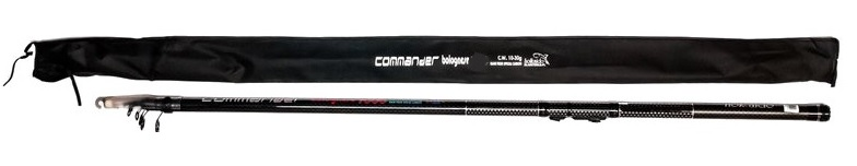 Ultra Lightweight uhlík Bolonka veliteľ 6m CW 30gram