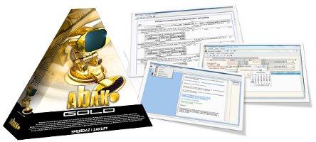 Купить Abak GOLD программа для выставления счетов-фактур на Otpravka - цены и фото - доставка из Польши и стран Европы в Украину.