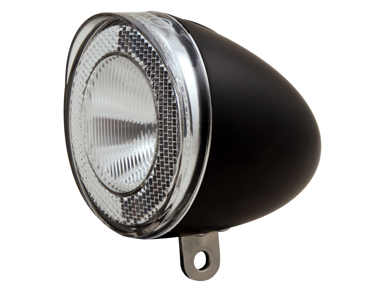 SPANNINGA SWINGO LED predné svetlo RETRO batérie