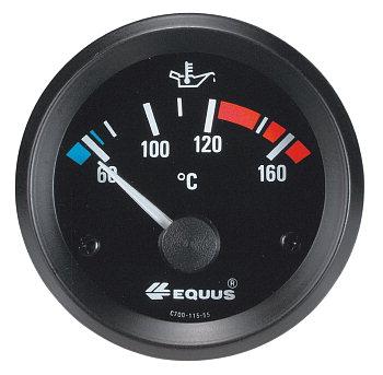 Индикатор температуры масляной воды Equus производства США.