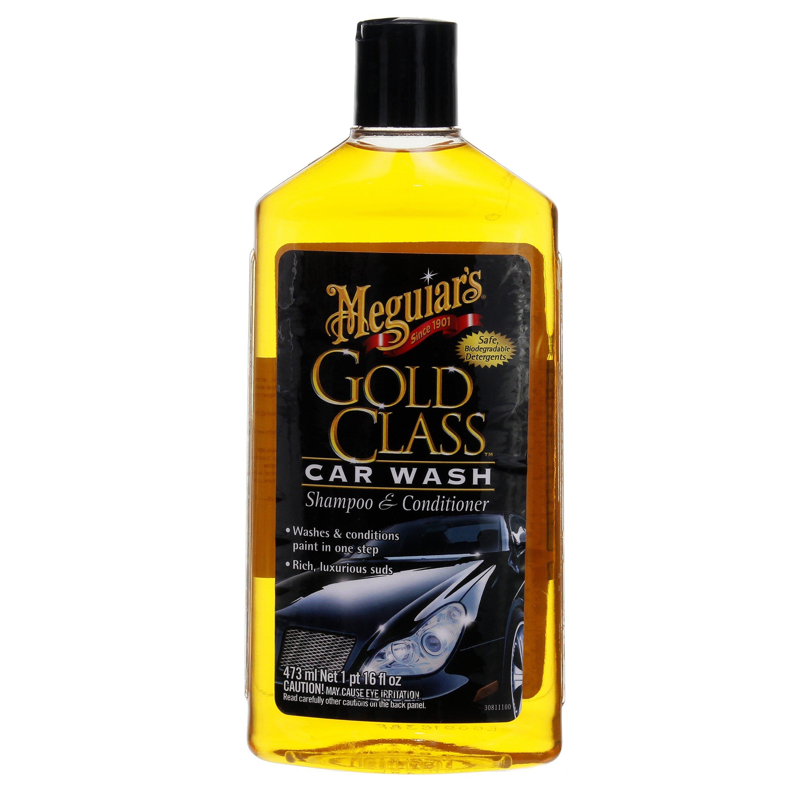 Meguiar's Gold Class Car Wash Shampoo 473ml Szampo