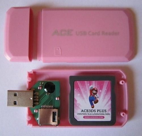 Купить ЗАПИСИ ИГР NDS ACE3DS GAMEBOY NES SNES 16GB на Eurozakup - цены и фото - доставка из Польши и стран Европы в Украину.