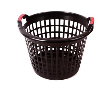 Plastový záhradný košík pre balón vína
