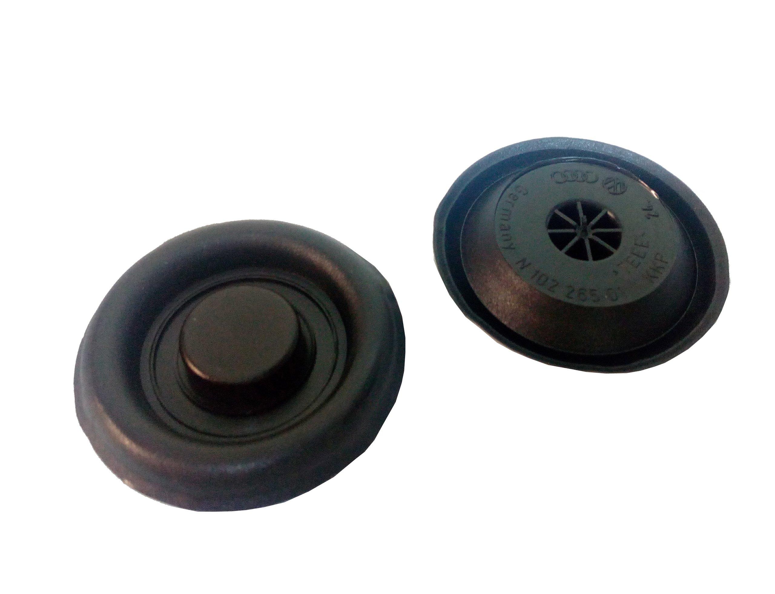 заглушка пробка шасси порога n10226501 30 мм