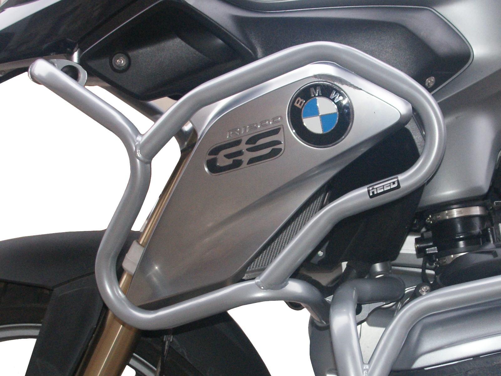 Gmole HEED BMW 1200 GS góra exclusive sreb.2013-16