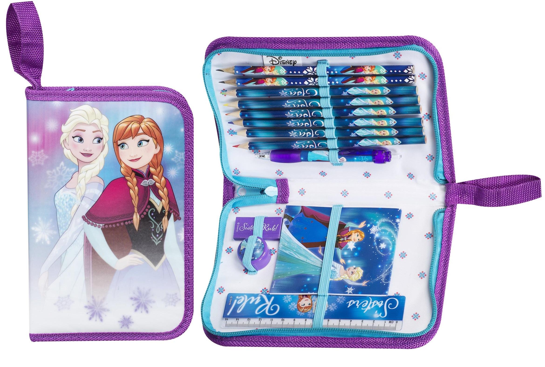 Peračník s príslušenstvom Frozen Frozen Elsa 24h