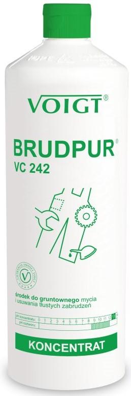 ФОЙТ BRUDPUR VC 242 удаляет жирную грязь 1л