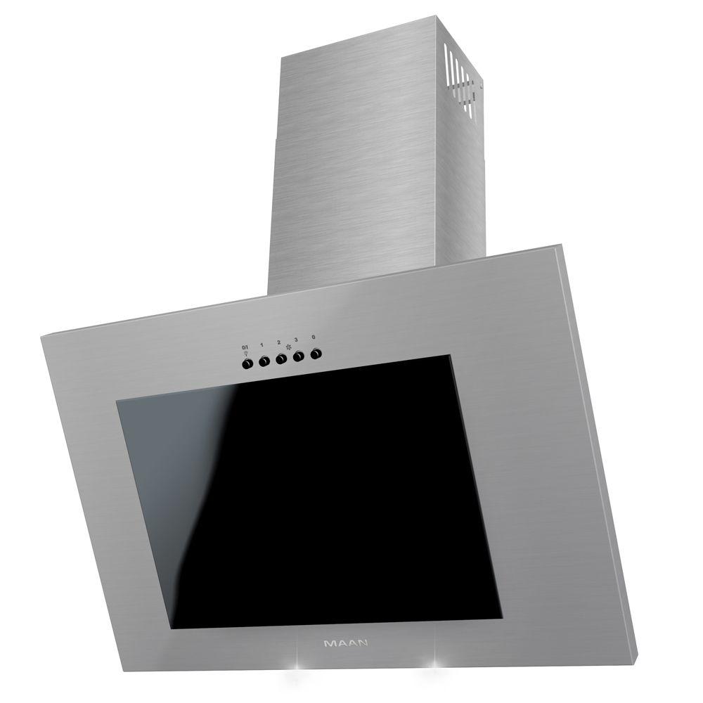 Okap Kuchenny Kominowy Vertical Led Szklo Inox 50 6702852155 Sklep Internetowy Agd Rtv Telefony Laptopy Allegro Pl