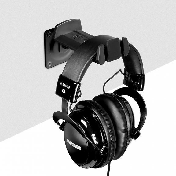 Item Gravity HWMB 01 HP B HEADPHONE stand for DJ