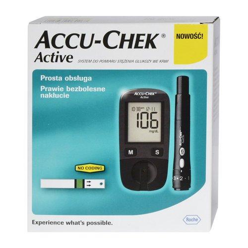 Roche Accu-Chek Aktívny Accume Accu-Chek