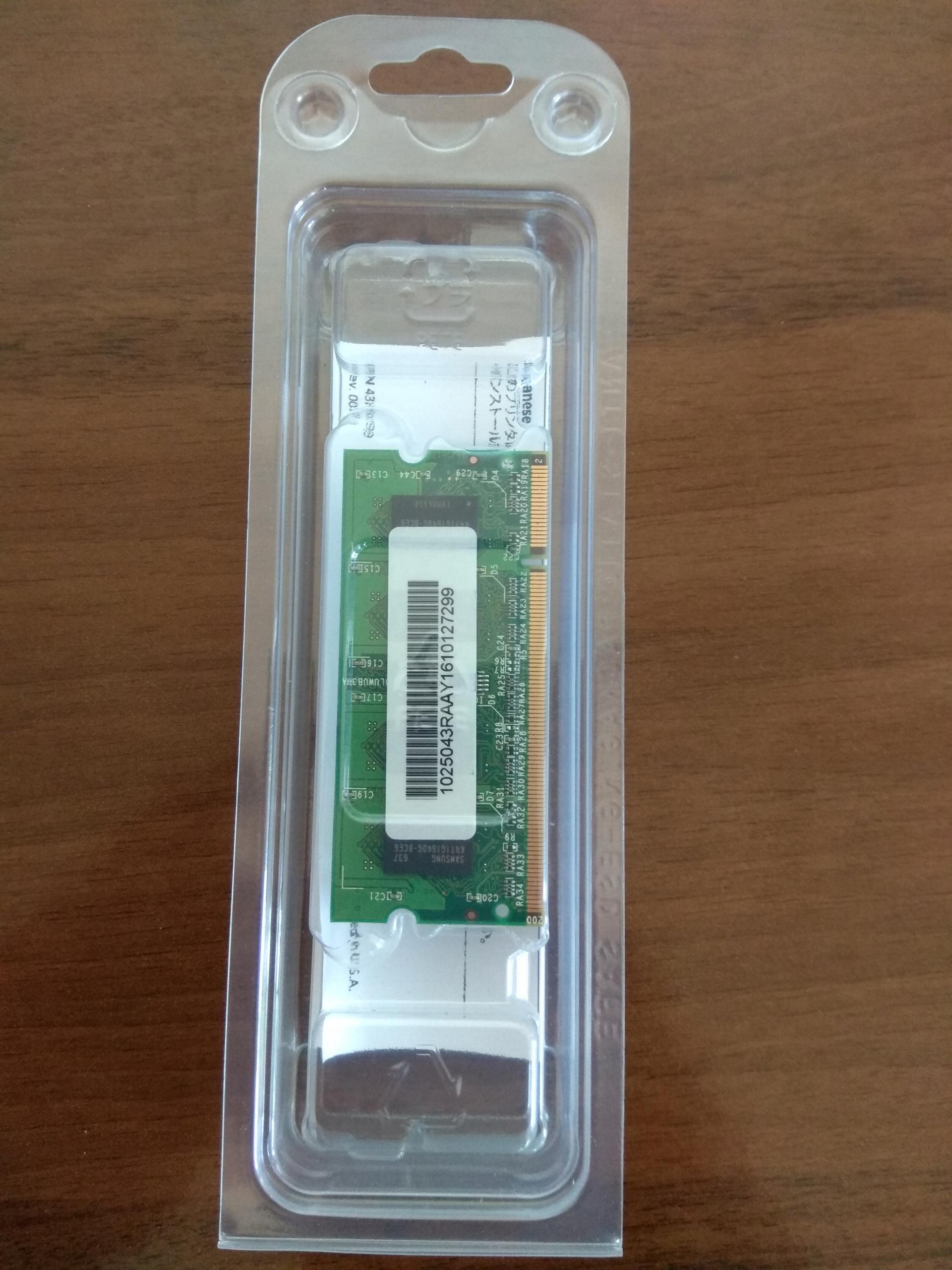 Lexmark 1025043 1GB DDR2 SDRAM DMM
