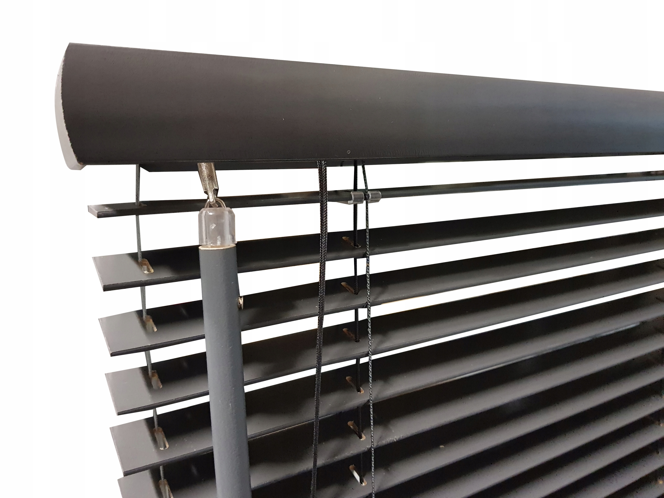 Żaluzje drewniane 25 mm NA WYMIAR