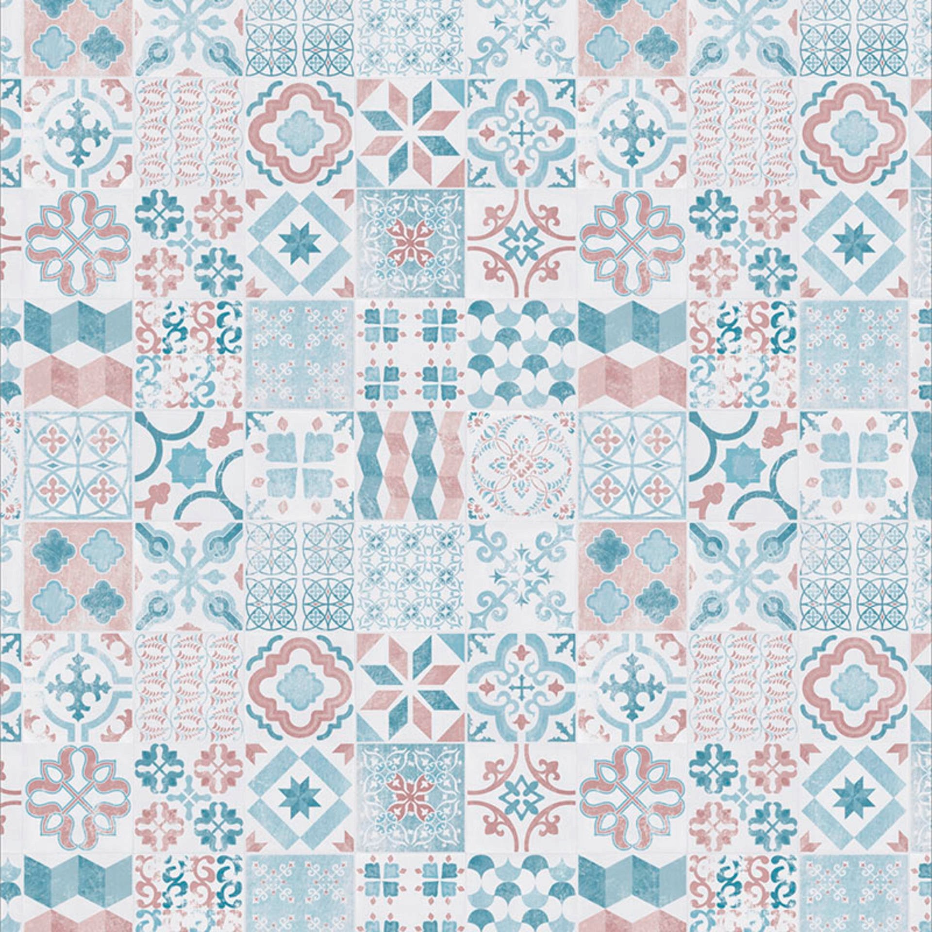 Podlahy PVC, dlažba|Almeria Pastel RETRO 200x700