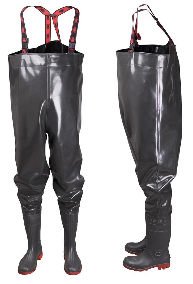 SB01 Silné KLADY Topánky Čierne 44 R. Kaňu