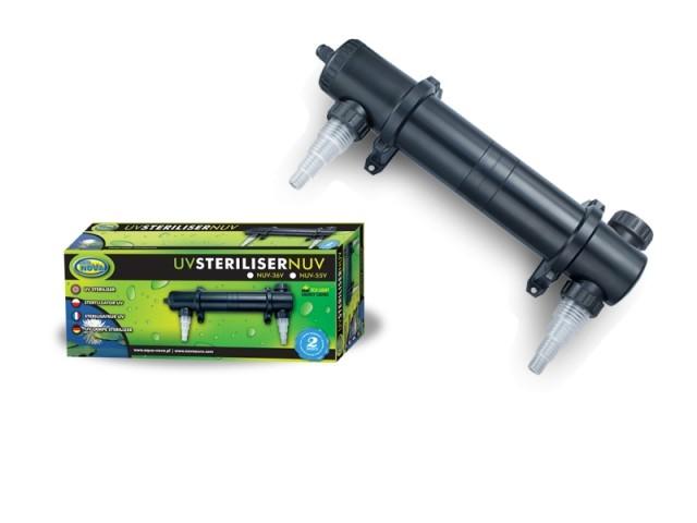 AQUA NOVA NUVC-36 UV Sterilizátor-odstraňuje riasy