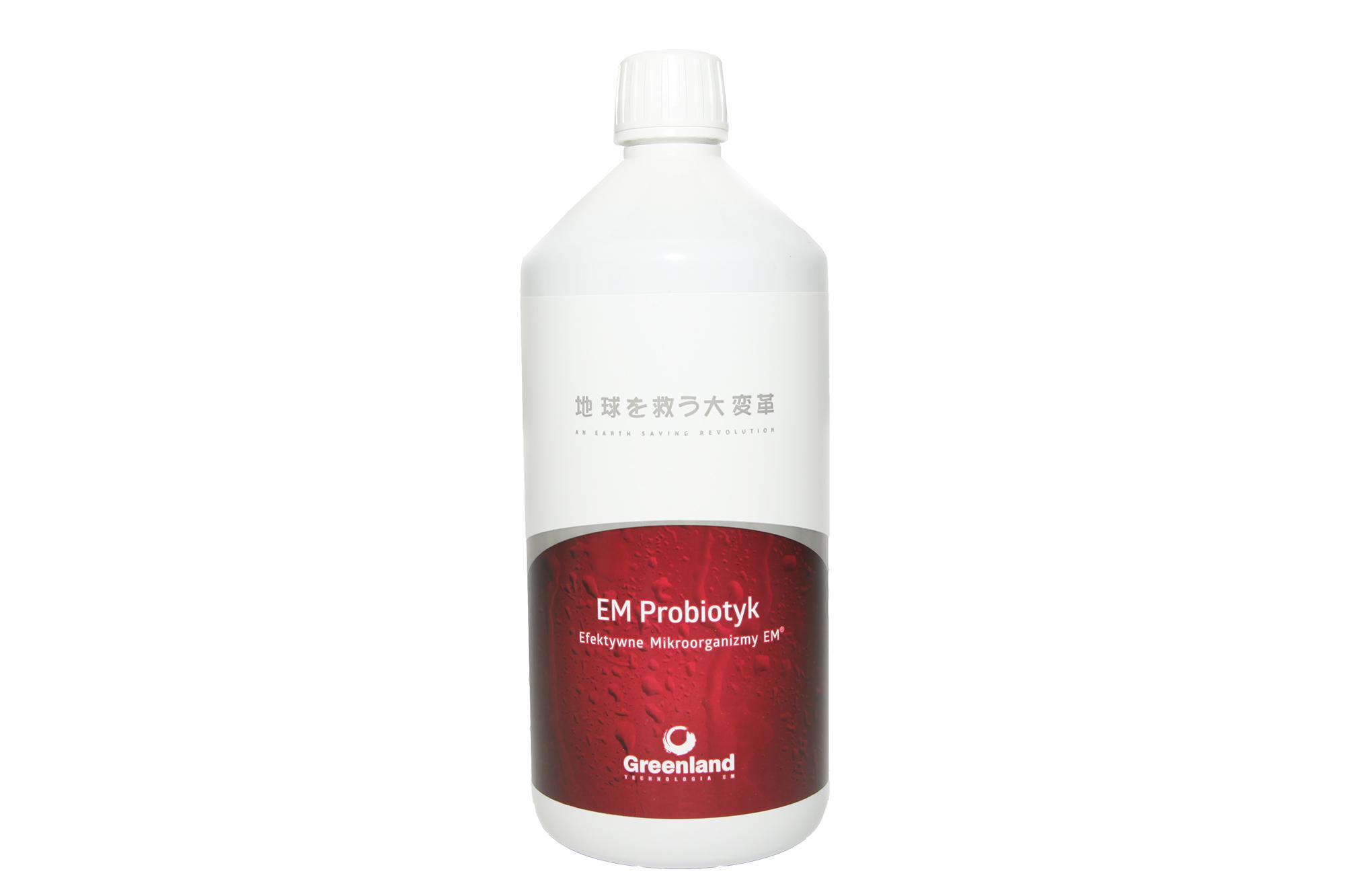 EM Пробиотик Эффективные Микроорганизмы 1л