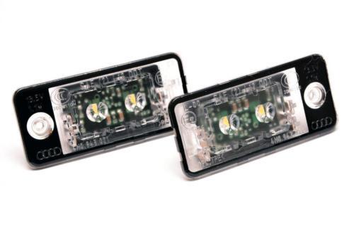 новые оригинальные лампы led audi a3 a4 q7 a8 рег