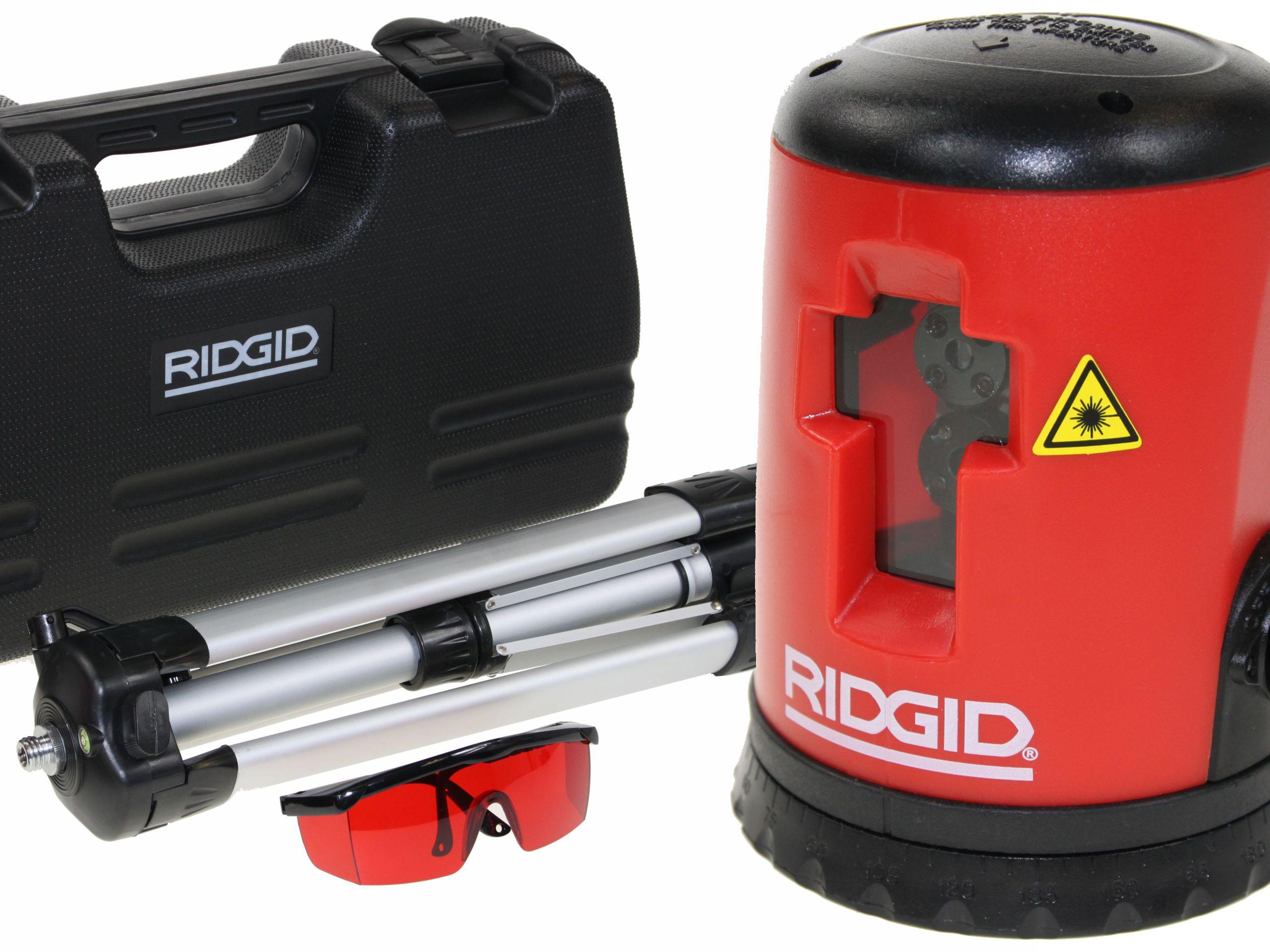 Laser Laser Ridgid Cross Laser CL-100 !!