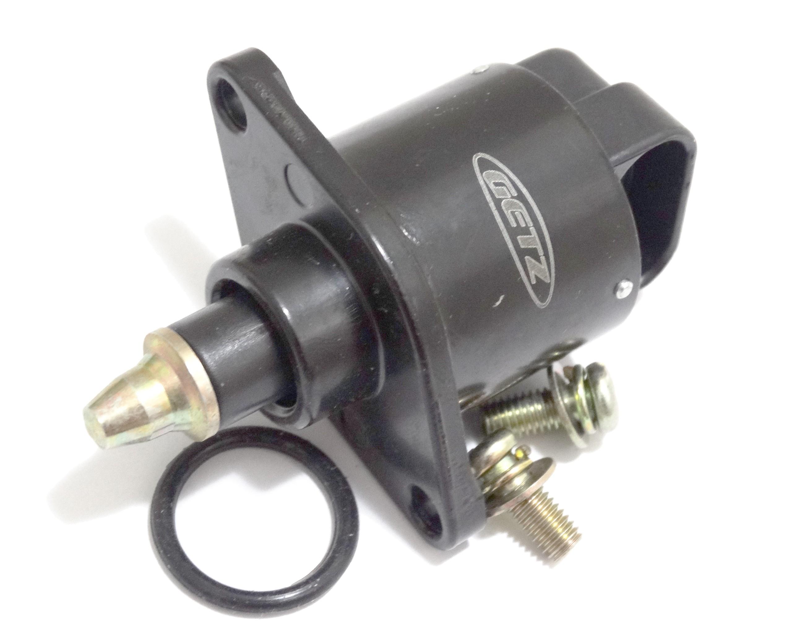 двигатель шаговый fiat seicento 09 11 панда b01