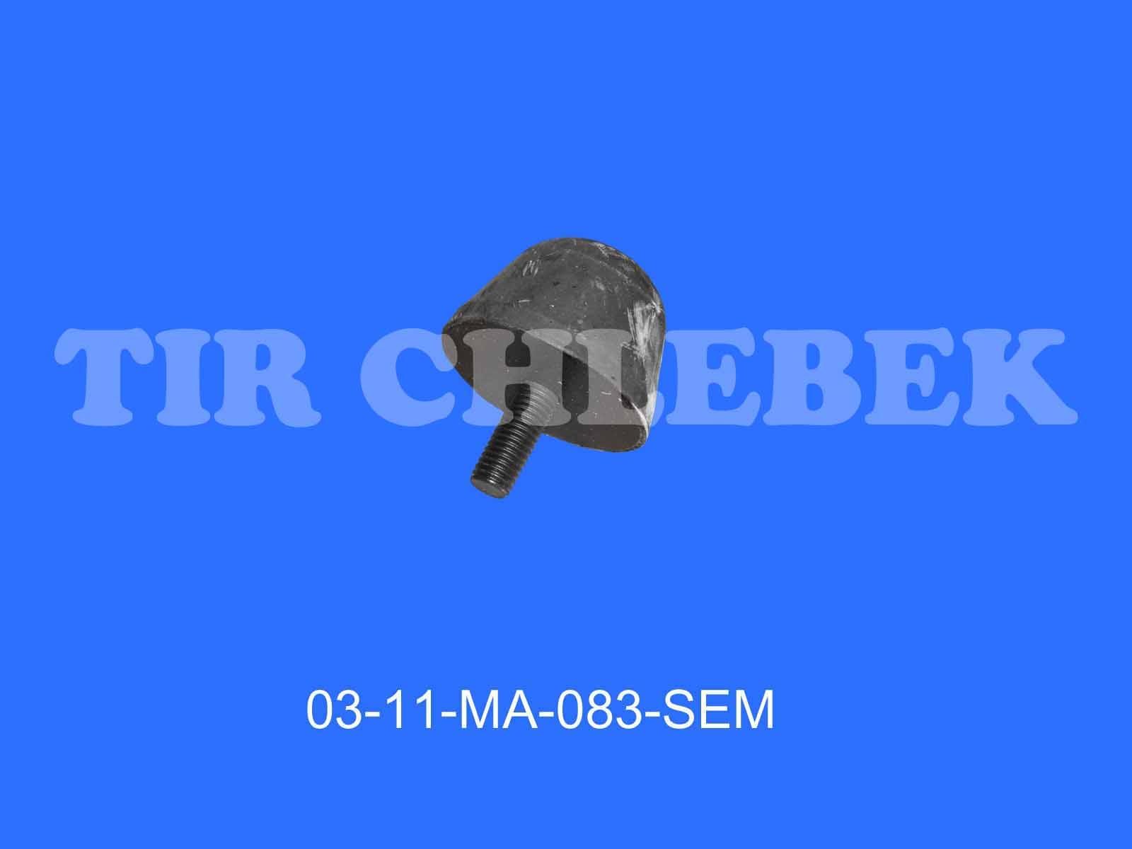BAMPERIS (BUFERIS) BAMPERIS (BUFERIS) SALONO MAN MAZAS F90 F2000