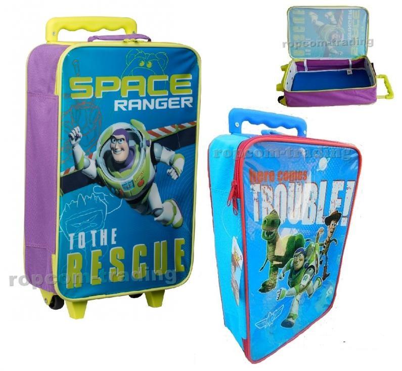 Toy Story Buzz Suitcase na Disney Wheels
