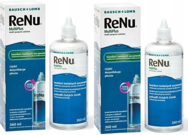 Renu Multiplus 2x360 ml