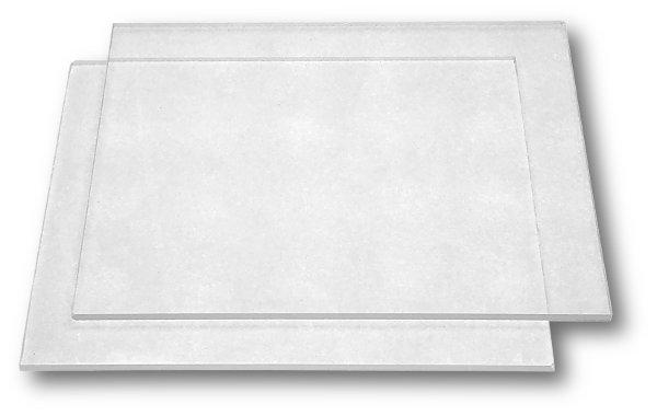 ОРГСТЕКЛО ДЛЯ КОРПУСА LED 142*100*2 мм обрезная в размер