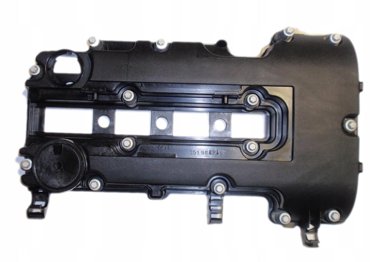 Купить КРЫШКА КЛАПАНОВ OPEL ADAM ASTRA J TURBO 1.4 GM на Otpravka - цены и фото - доставка из Польши и стран Европы в Украину.