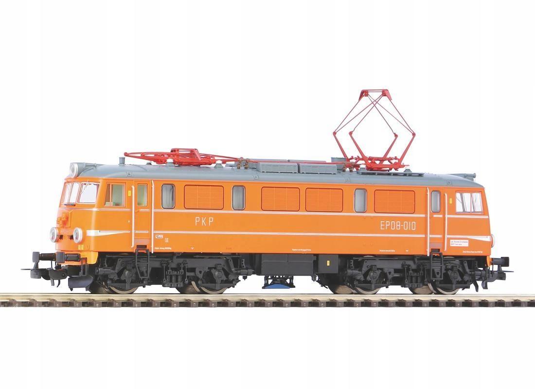 Lokomotywa elektryczna EP08-010 PKP PIKO 96375 H0