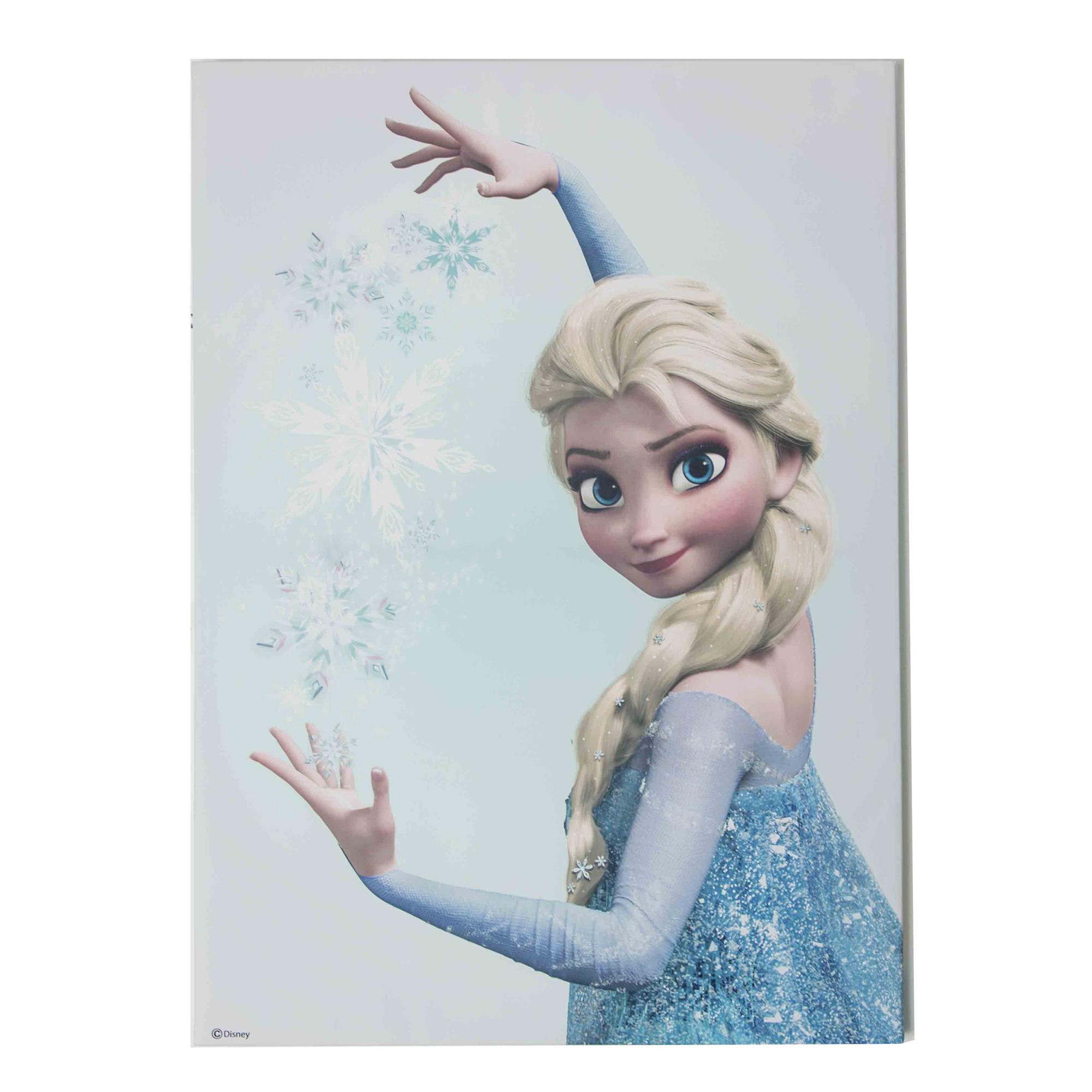 Maľba Frozen, Frozen, Elsa 50x70, 70-548