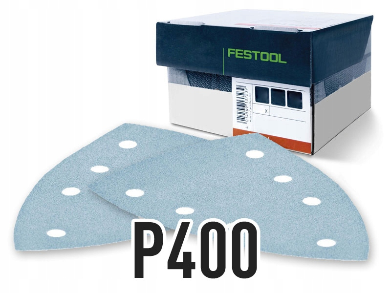 FESTOOL Abrazívny papier GRANAT 100x150 P400 497144