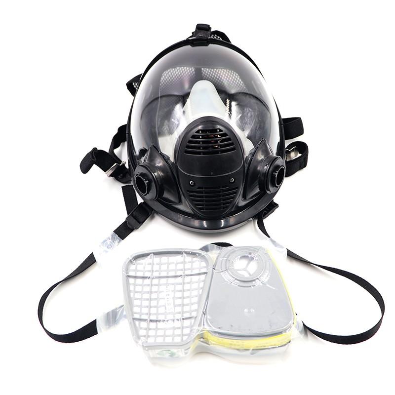 Bezpečnostná maska 6800 Full-headed + filtre