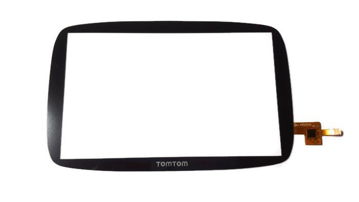 TomTom Go 6000 Trucker GO 600 Digitalizátor 6fl60 6FA6