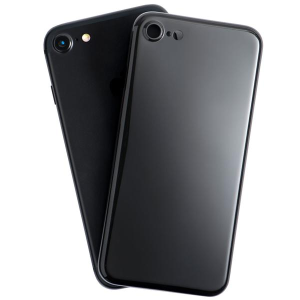 Item SLIM MATTE CASE FOR IPHONE 6 6 + TEMPERED GLASS