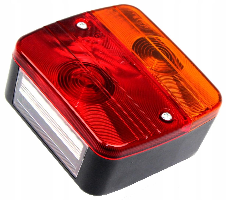 лампа мост фонарь прицепа эвакуатор Лампа 12v
