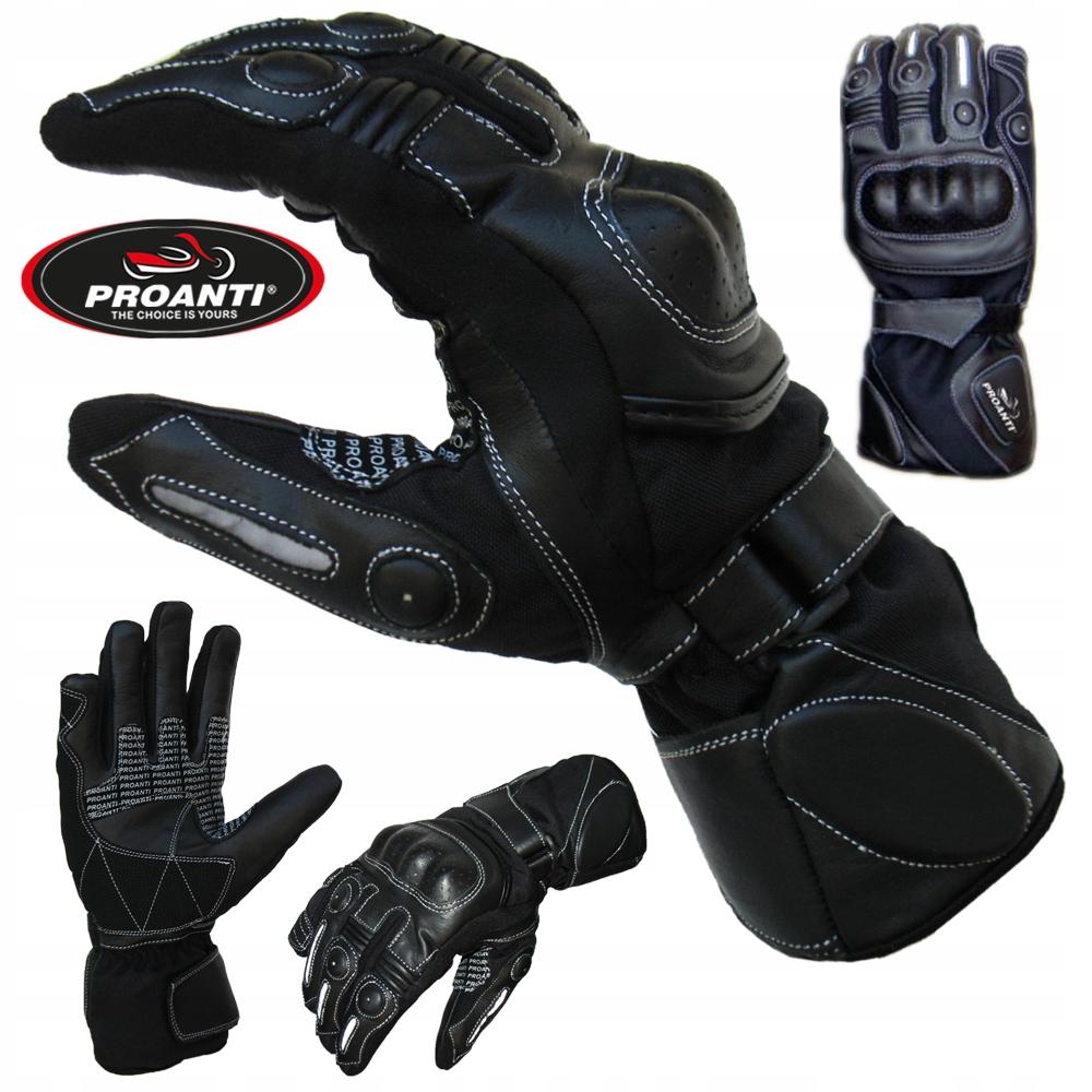 Перчатки PROANTI 745, плащи кожа