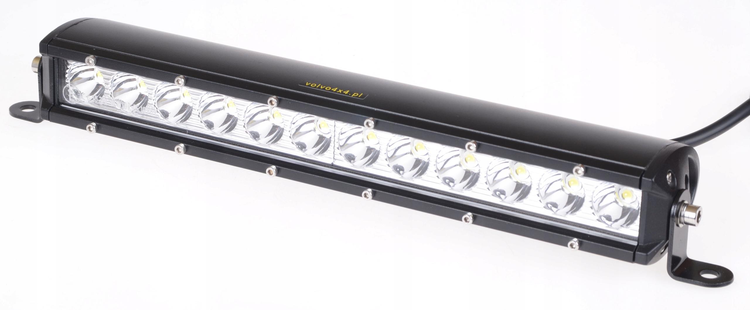 60W LED Панель 12V 24V SUPER SLIM 4x4 РАБОЧАЯ ЛАМПА
