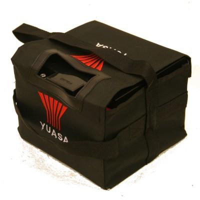 сумка чехол на аккумулятор yuasa медиум agm Гель