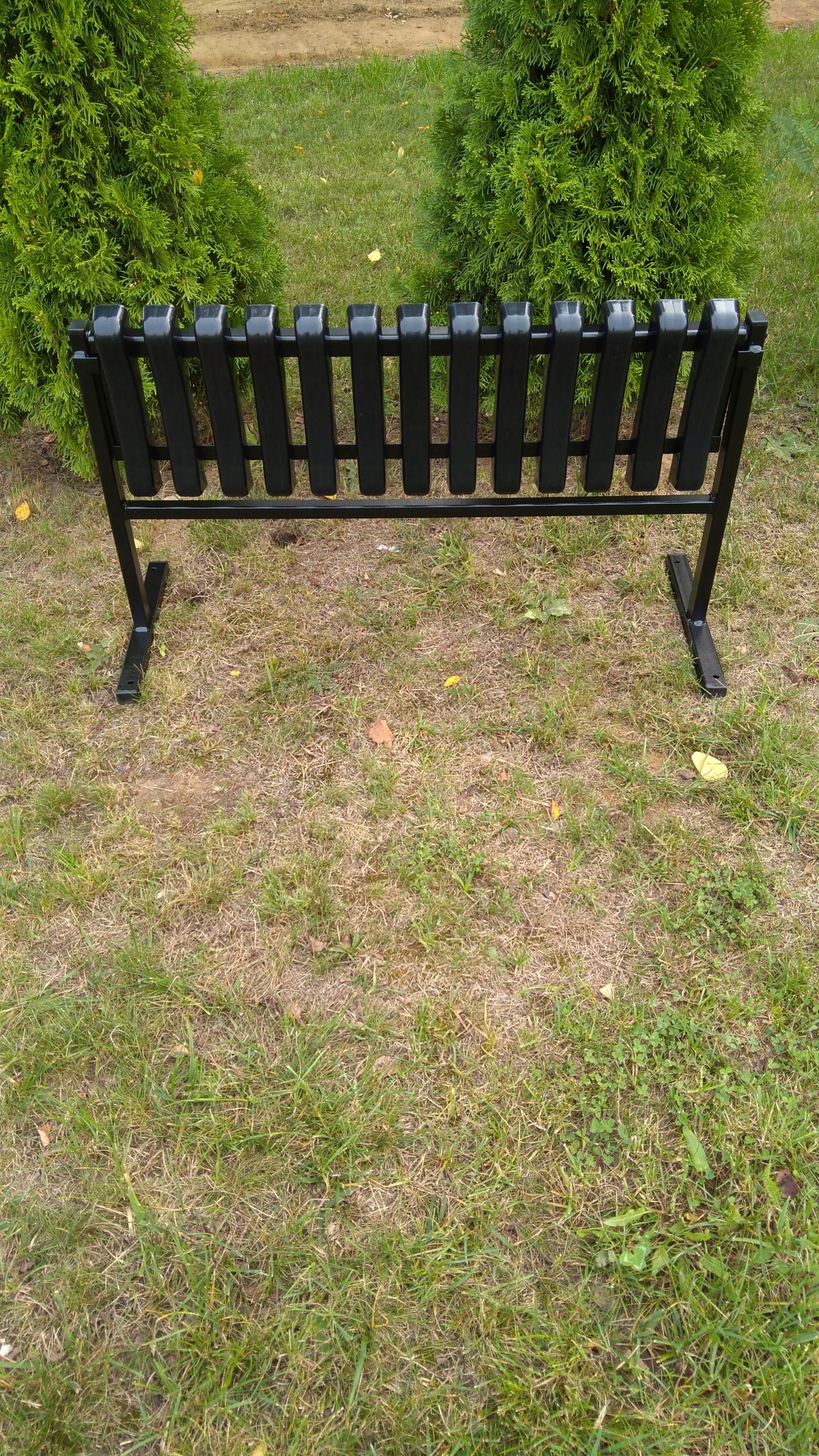 cintorínska lavica, priskrutkovaná, priskrutkovaná SOLID EAN 0650414124122