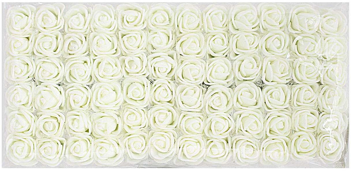 Купить M10 Цветы пены с тюлем 2,5 см/72szt 18kolorów на Otpravka - цены и фото - доставка из Польши и стран Европы в Украину.