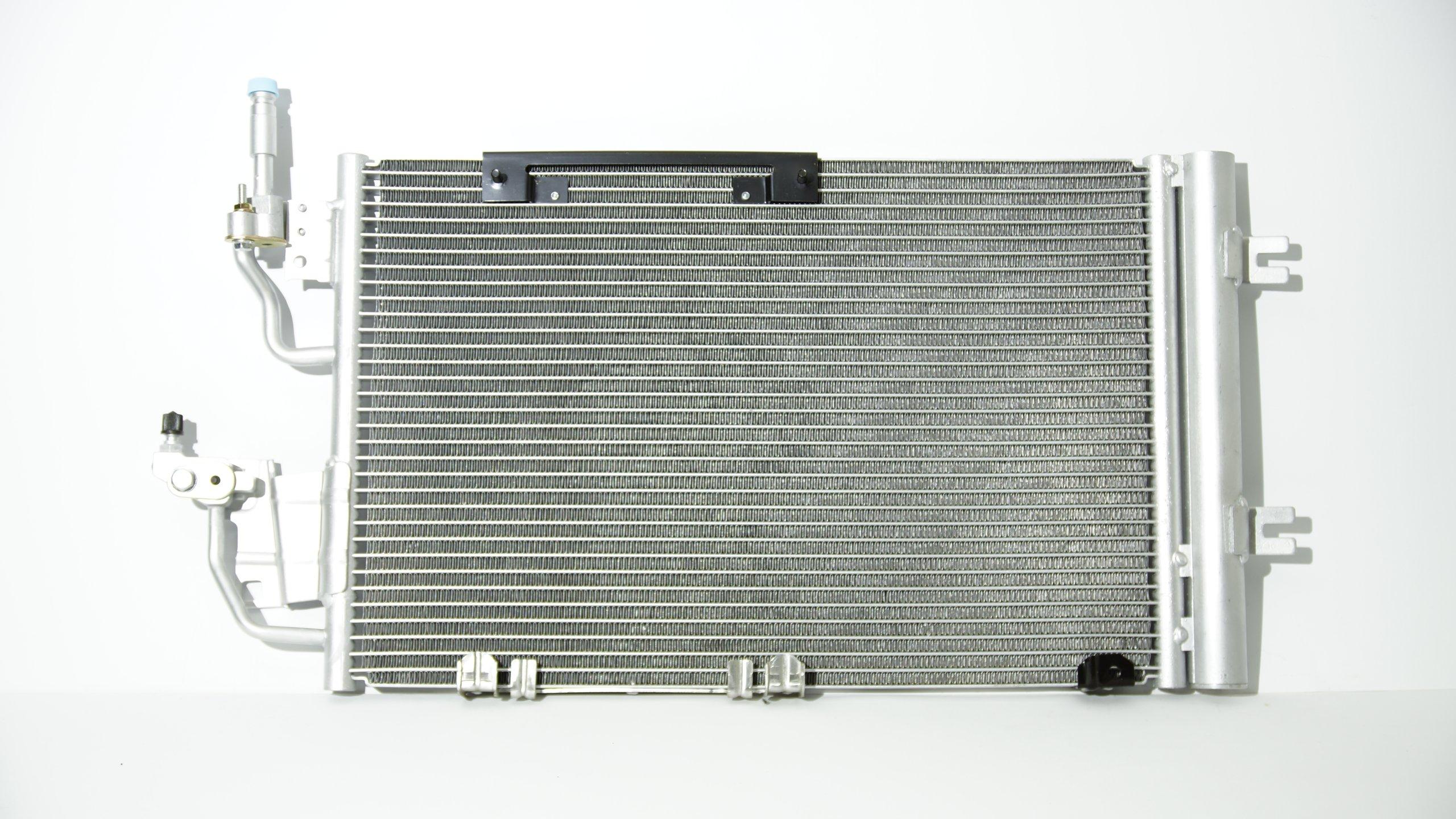 радиатор кондиционирования воздуха opel zafira b 17 19 новая