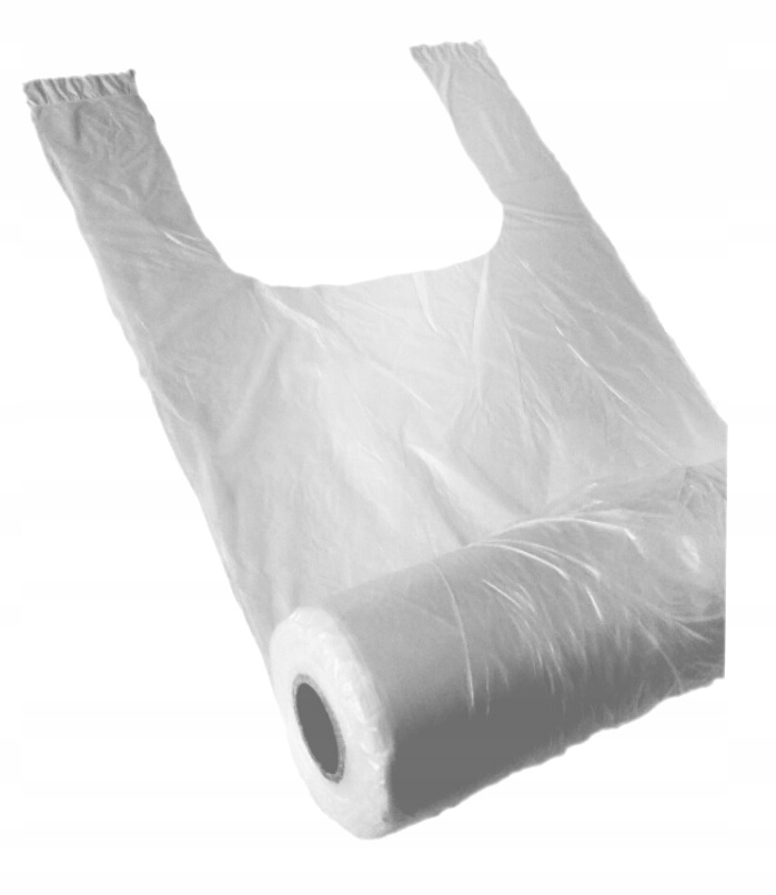 На пакетах пакеты одноразовые в рулоне 190 шт