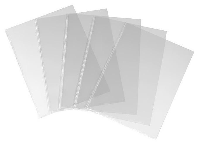 Item OFERTÓWKA A5 / 25 PCS 200 MIC COLORLESS SOLID