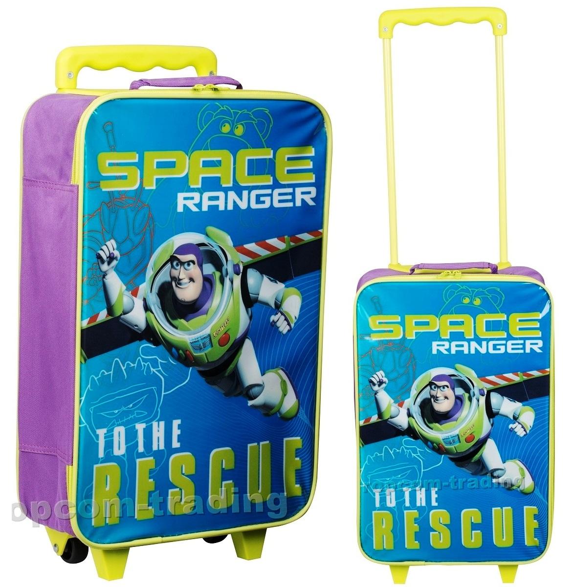 Veľký cestovné kufor na Toy Story Buzz
