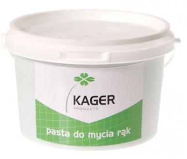 Мытье рук паста 5l Kager FRESH сильные увлажнители