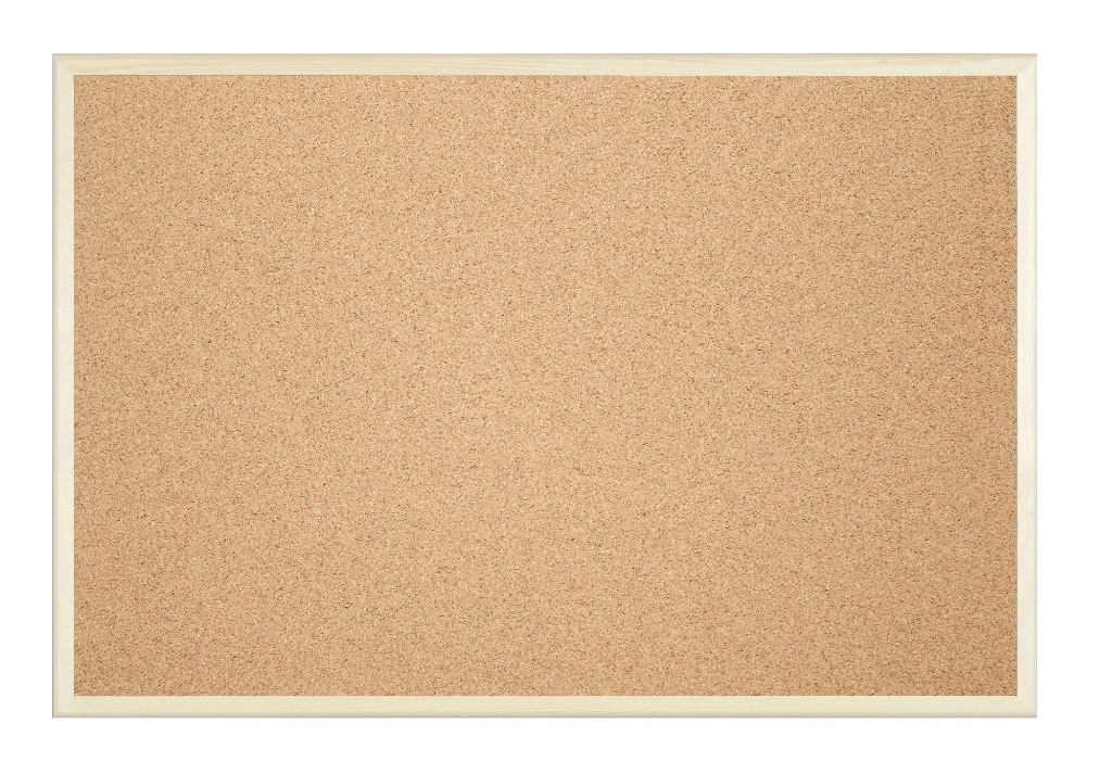 Item Board korkowa 100x150 150x100 + pins DURABLE!