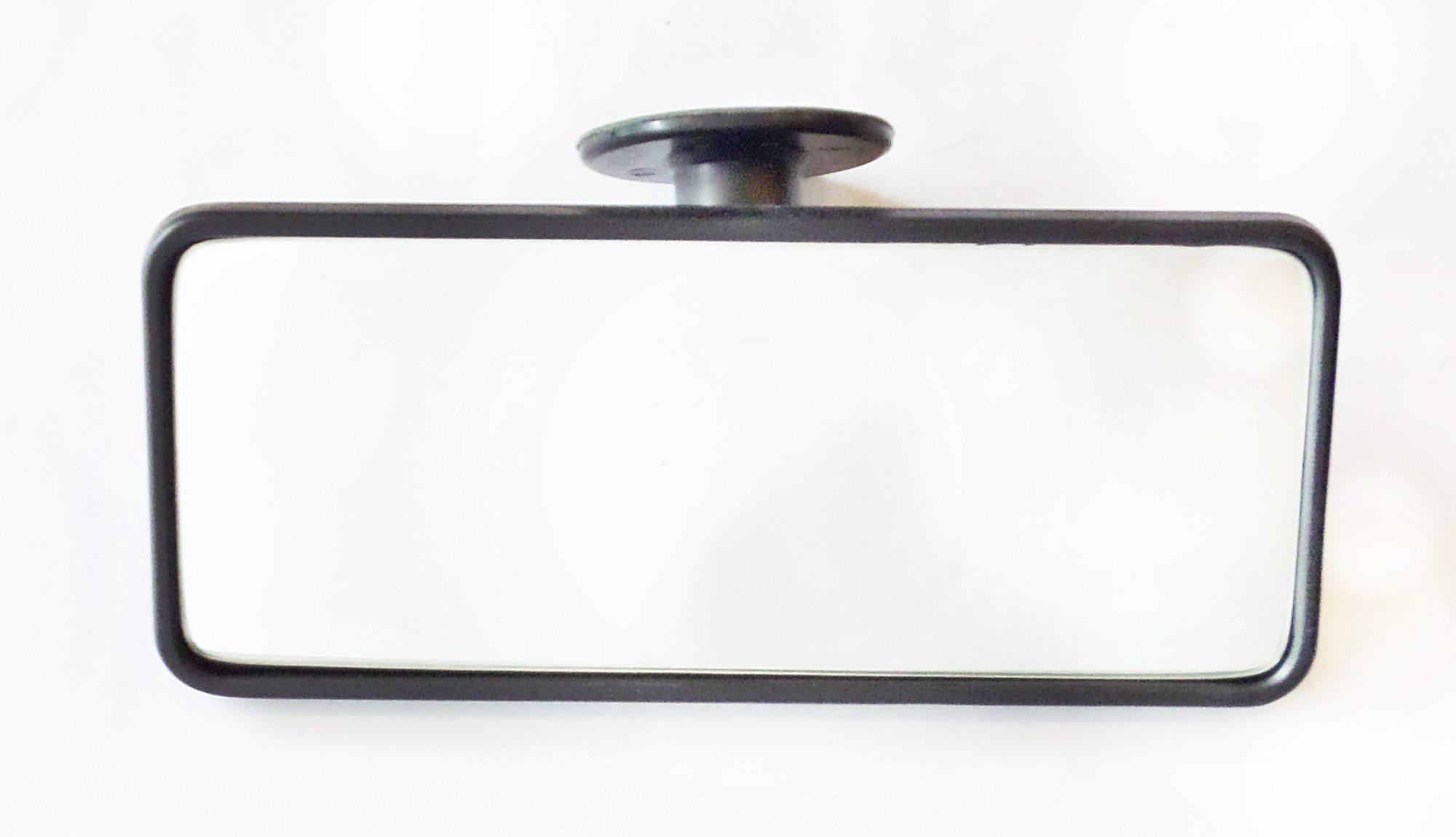зеркало внутренние заднего вида универсальные 15x7 см