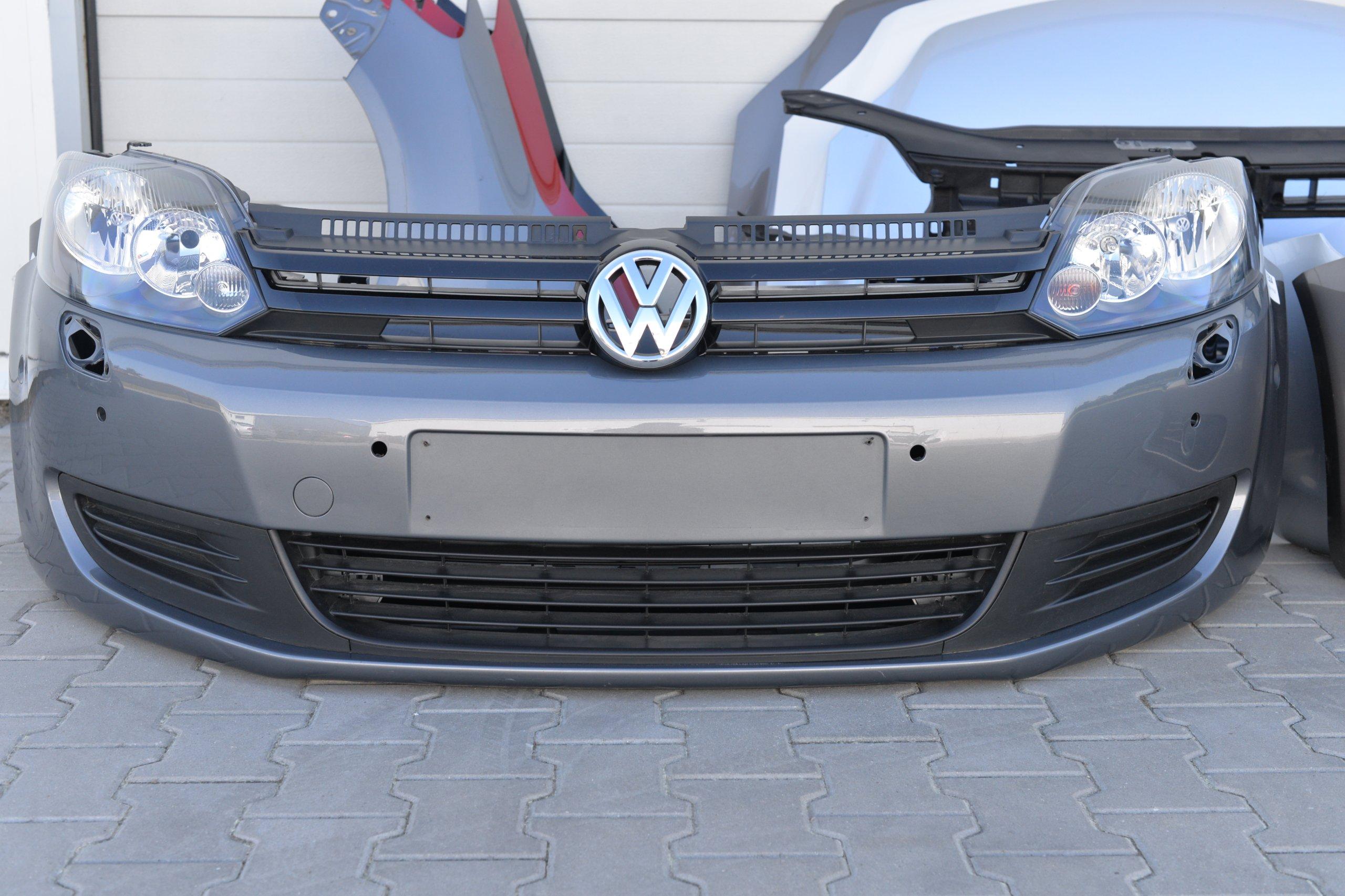 [КАПОТ ZDERZAK КРЫЛО LAMPA VW GOLF VI 6 PLUS + из Польши]изображение 3