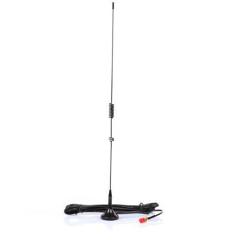 Item 40cm car antenna for BAOFENG UV5R UV82 SMA-F