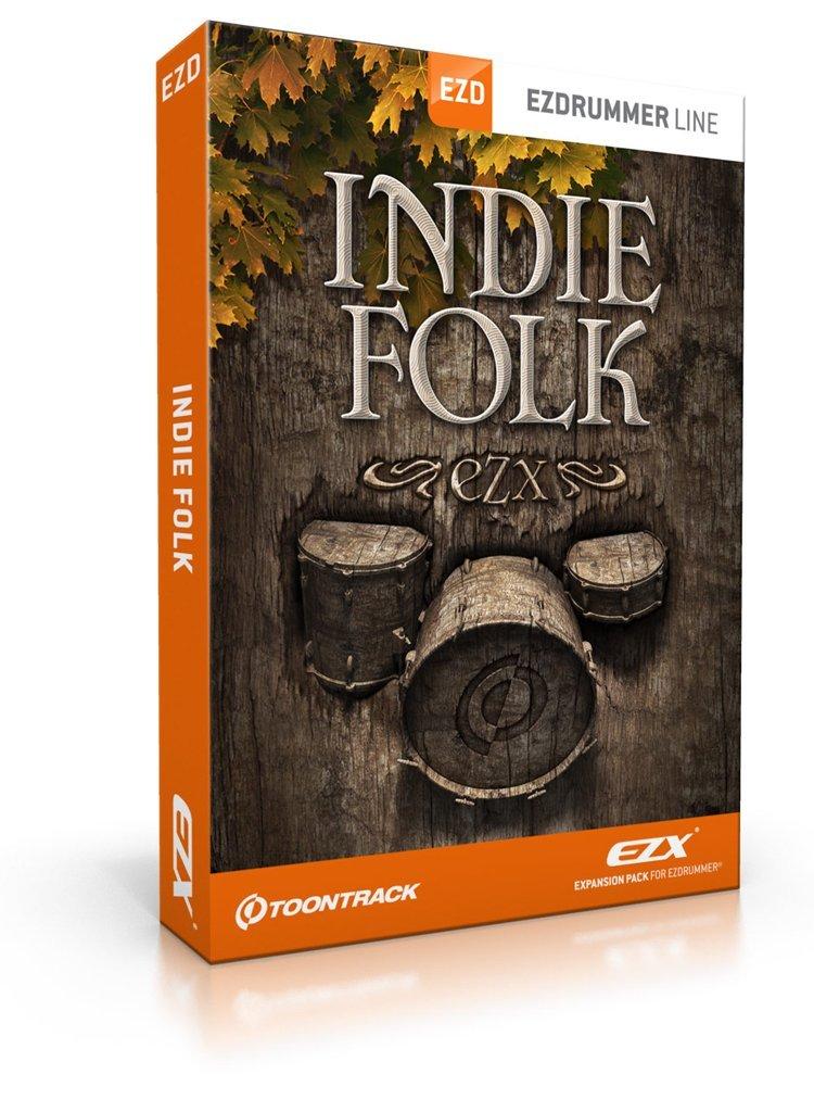 Купить TOONTRACK INDIE FOLK EZX BIBLIOTEKA BRZMIEŃ на Otpravka - цены и фото - доставка из Польши и стран Европы в Украину.